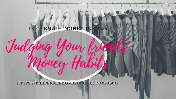 Judging Friends Money Habits